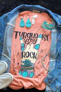 Turquoise is my Rock