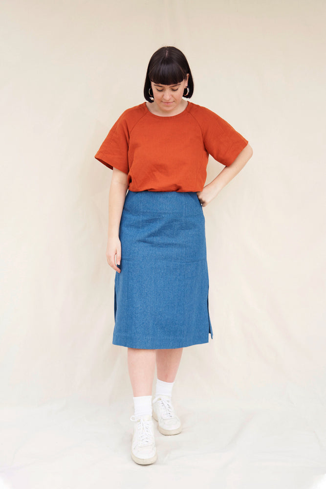 Barkly skirt pattern