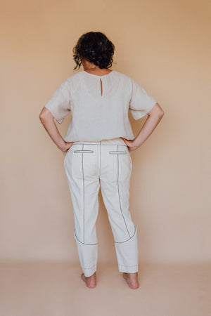 Darlow pants pattern