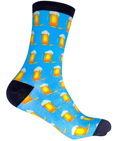funky socks beer Oktoberfest Bamboo Socks - Stock Socks Official
