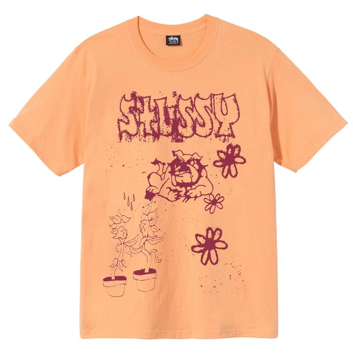 Bad Dream Tee -- Peach