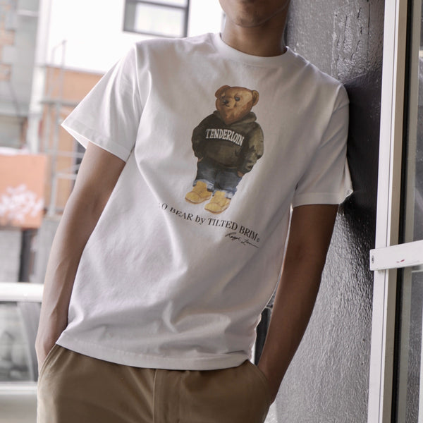 Dolo Bear by Tilted Brim T-Shirt