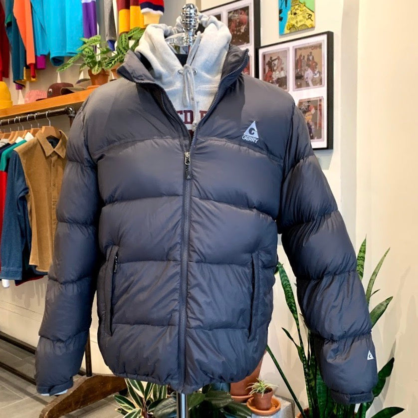 Vintage: Packable Gerry Goose Down Puffer Jacket