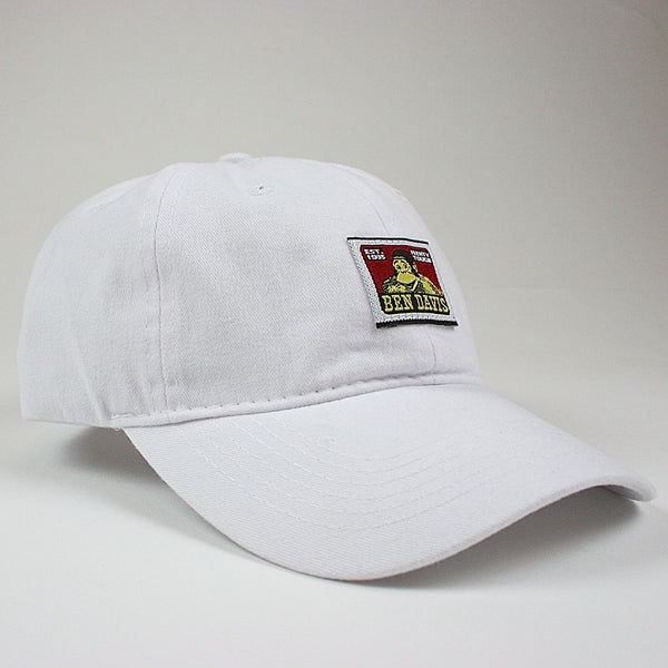 Strapback Hat -- white