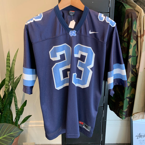 Vintage: 90's Nike UNC Football Jersey