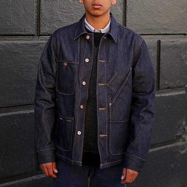 Tellason: Coverall Jacket