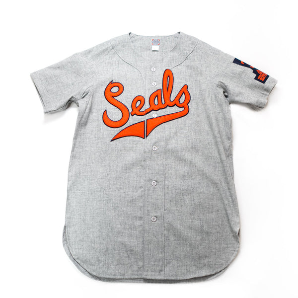 San Francisco Seals 1938 Road Jersey