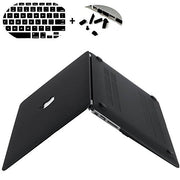 "Macbook Pro 15"" (A1707) - with Keyboard Guard (Black with Logo Hole)"