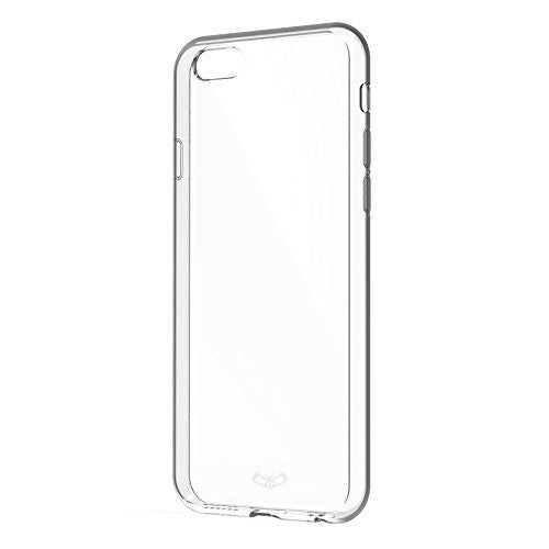 Transparent Soft TPU Slim Back Case Cover for Apple Iphone 6