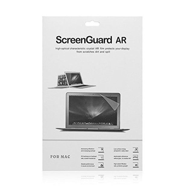 Screen Guard Scratch Protector for MacBook Air 13 inch - Ultra Clear Glossy HD