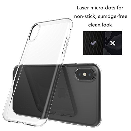Transparent Cover for Apple Iphone X