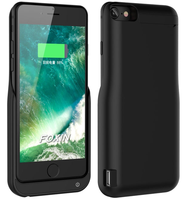 Iphone Battery Case for iPhone 8 / 7 / 6 / 6S - 5500 mAh