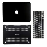 "Macbook Air 13"" (A1369/A1466) - with Keyboard Guard and Dust Plugs"