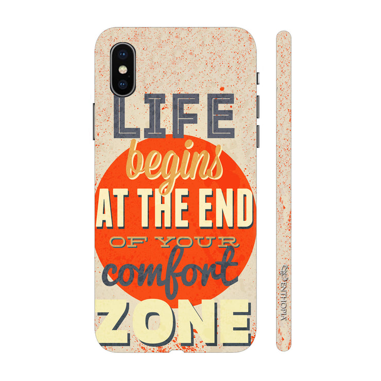 Hardshell Phone Case - Comfort Zone