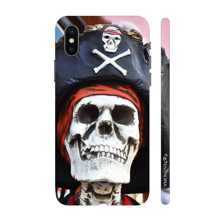 Hardshell Phone Case - Skull Pirate