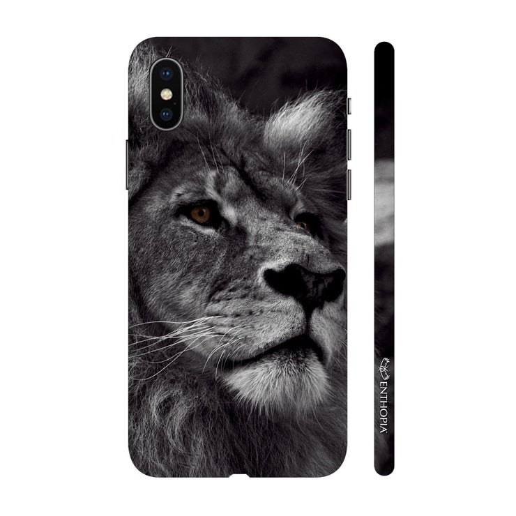 Hardshell Phone Case - King of The Jungle