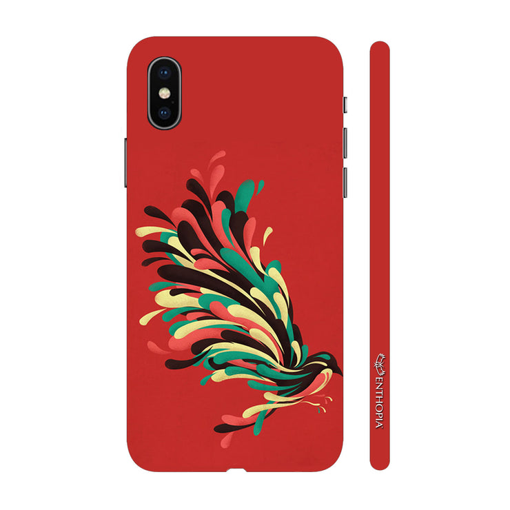 Hardshell Phone Case - Colourful Koyal