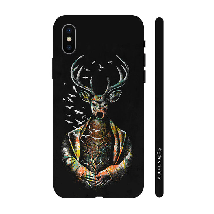 Hardshell Phone Case - Witchy Deer