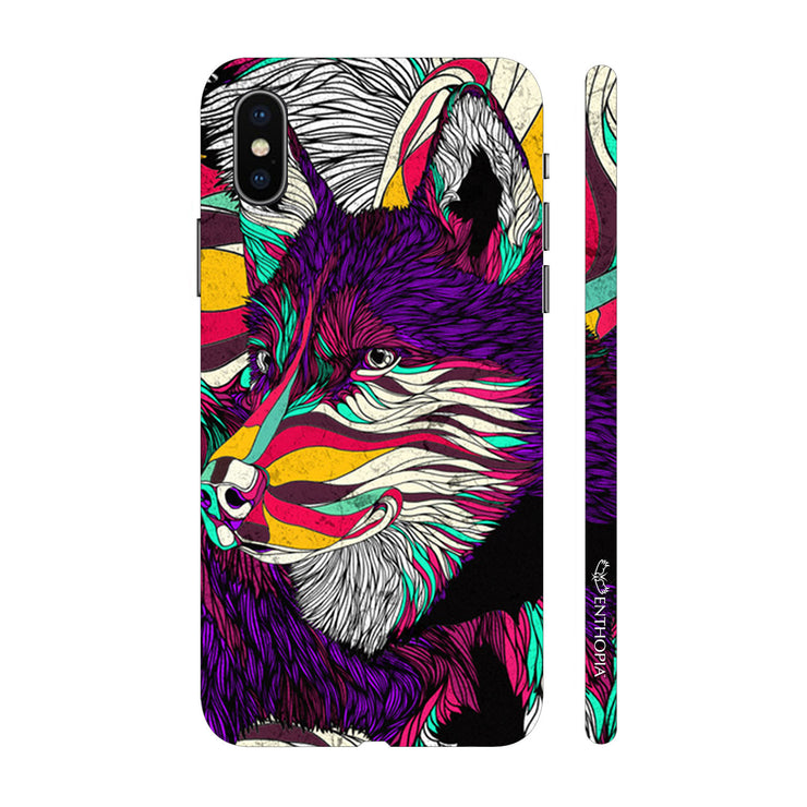 Hardshell Phone Case - What does the fox say?