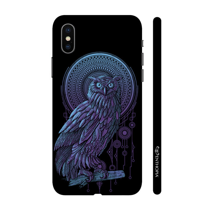 Hardshell Phone Case - Holy Owl