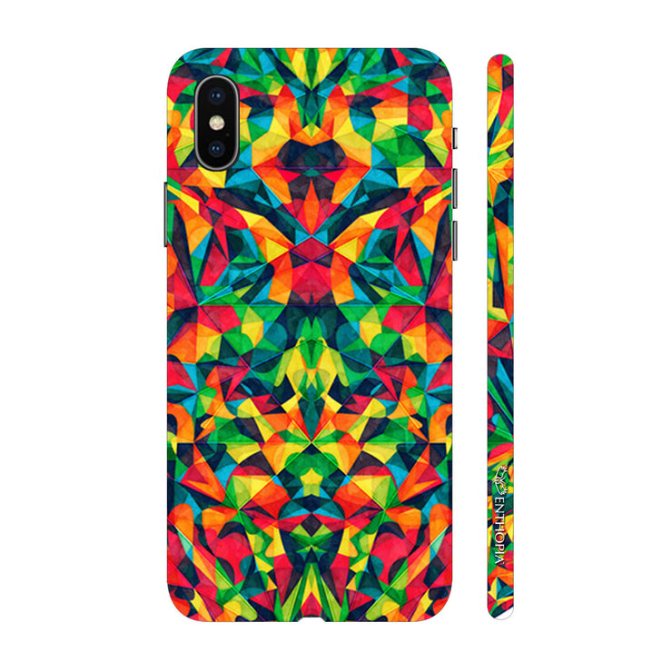 Hardshell Phone Case - Abstract Forest
