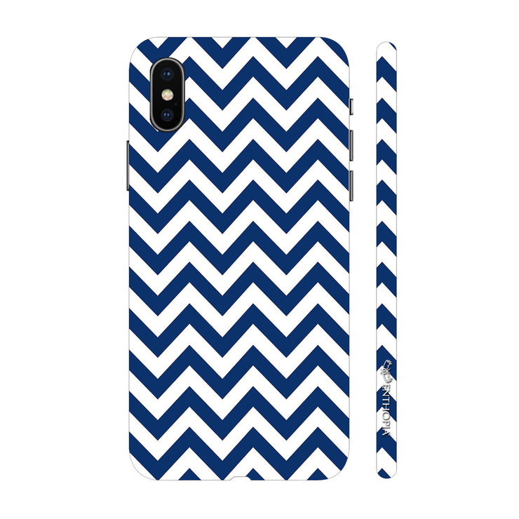 Hardshell Phone Case - Chevron Wave