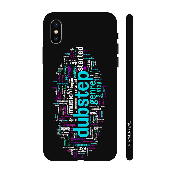 Hardshell Phone Case - Dubstep Genre