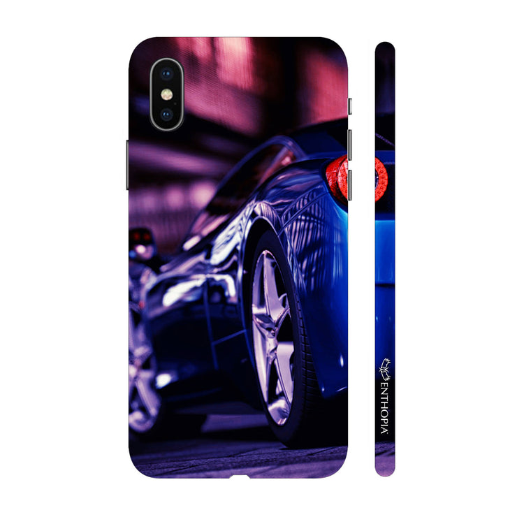 Hardshell Phone Case - Knight In The Night