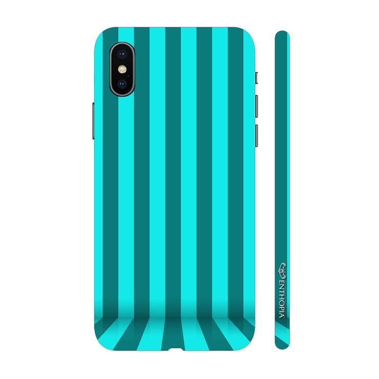 Hardshell Phone Case - Stripe Flow