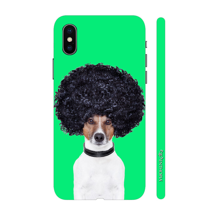 Hardshell Phone Case - Afro Dog