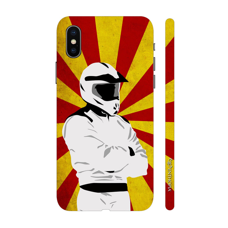 Hardshell Phone Case - Pop Racer