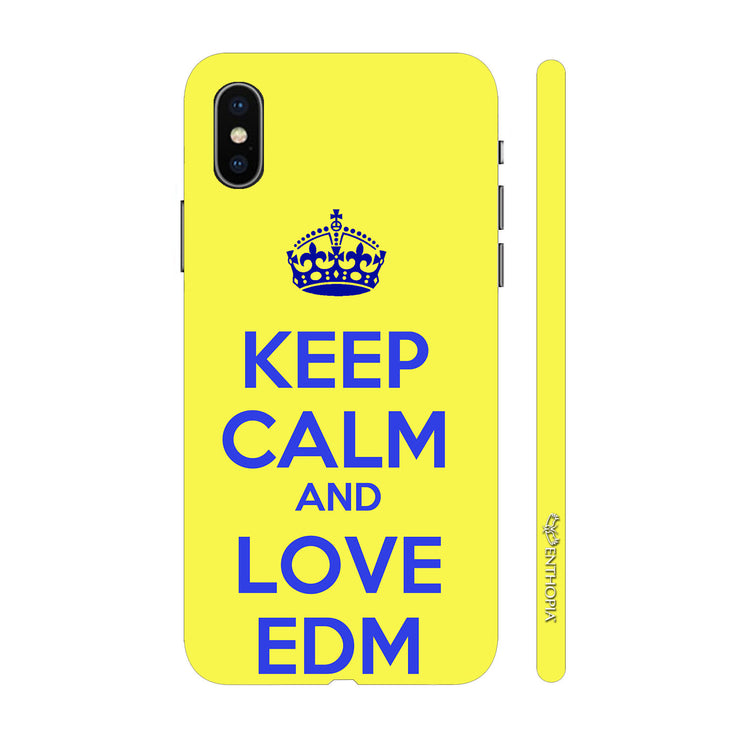 Hardshell Phone Case - Love Edm