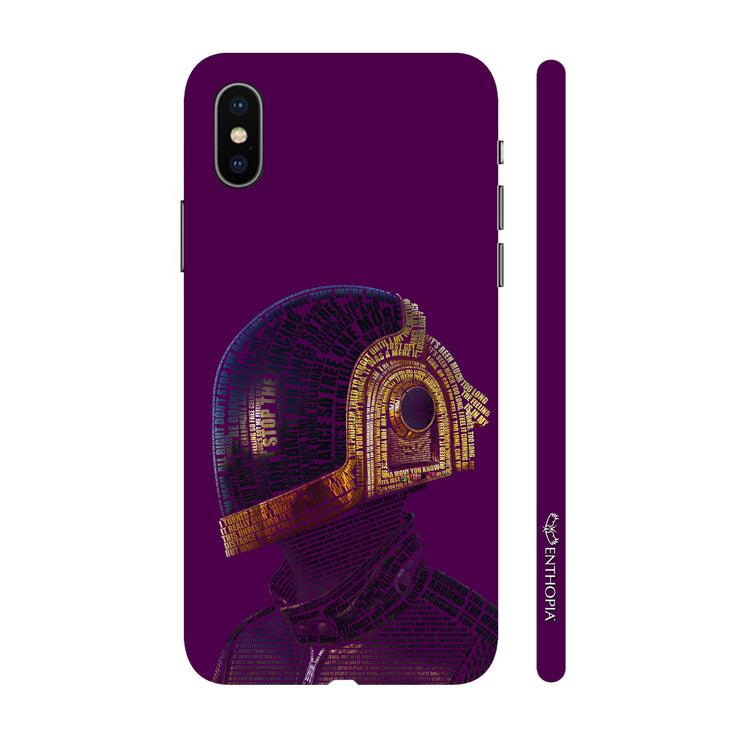 Hardshell Phone Case - Punk Lovers