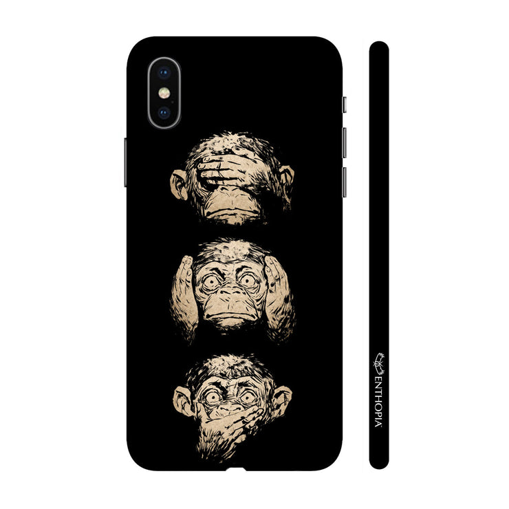 Hardshell Phone Case - Gandhi's Teaching