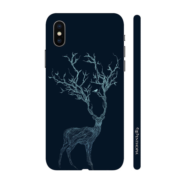 Hardshell Phone Case - Deer Branching Out