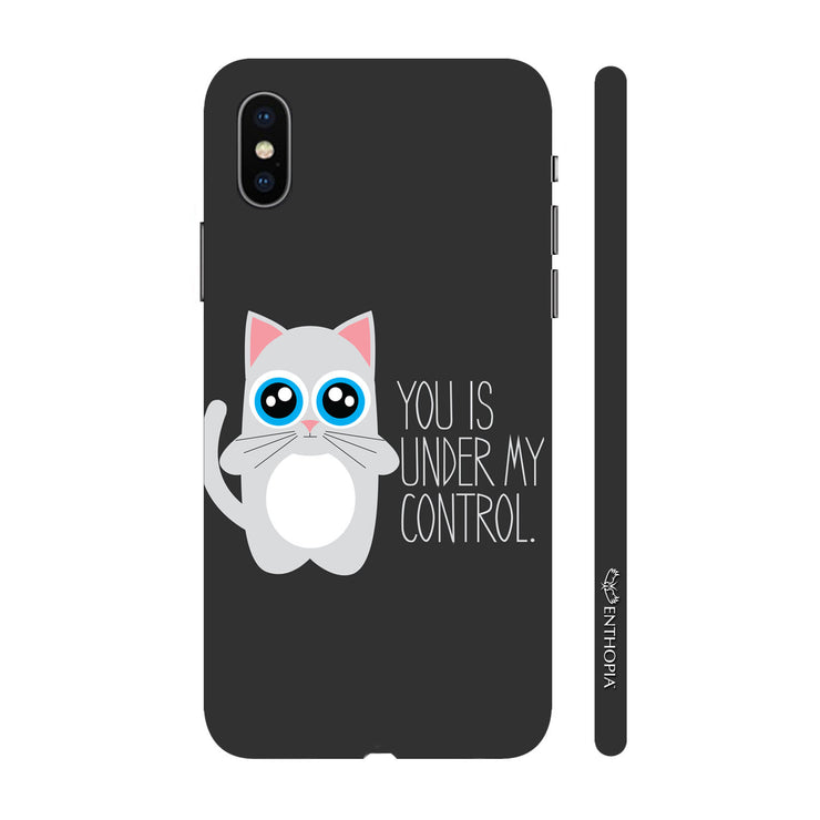 Hardshell Phone Case - Under My Control