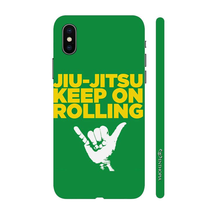 Hardshell Phone Case - Keep Rolling