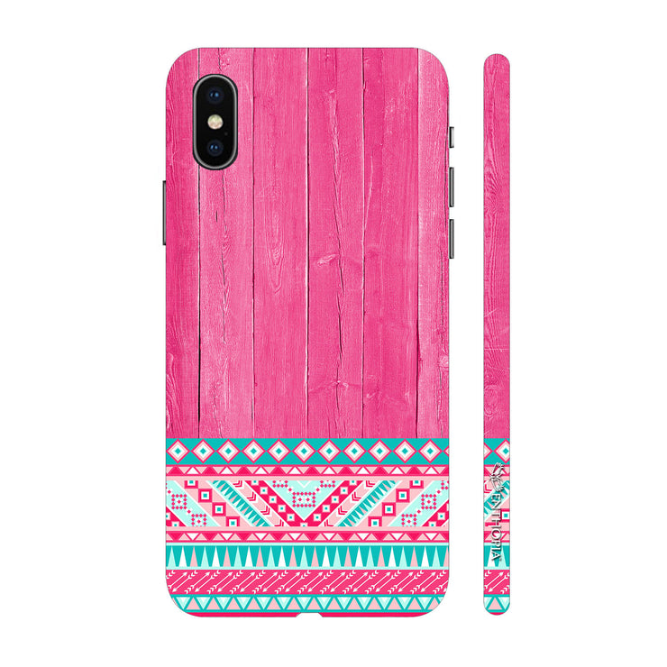 Hardshell Phone Case - Woody Aztec Thirteen