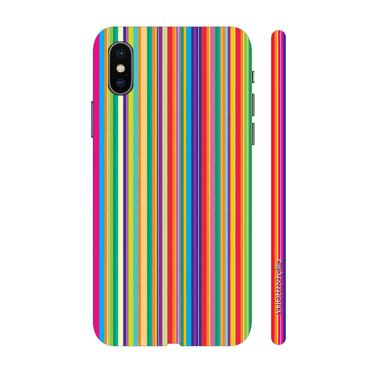 Hardshell Phone Case - Archies Stripes