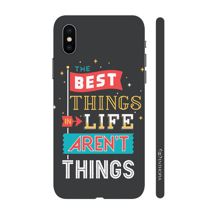 Hardshell Phone Case - Best Things Rnt Things