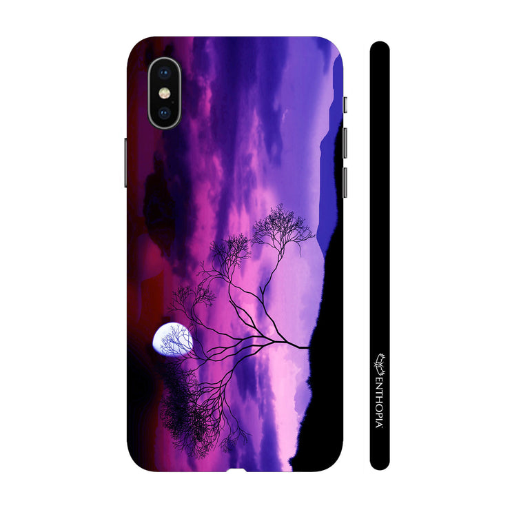 Hardshell Phone Case - Purple Sky