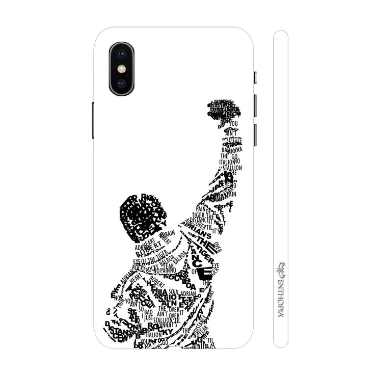 Hardshell Phone Case - Rocky's Speech 3