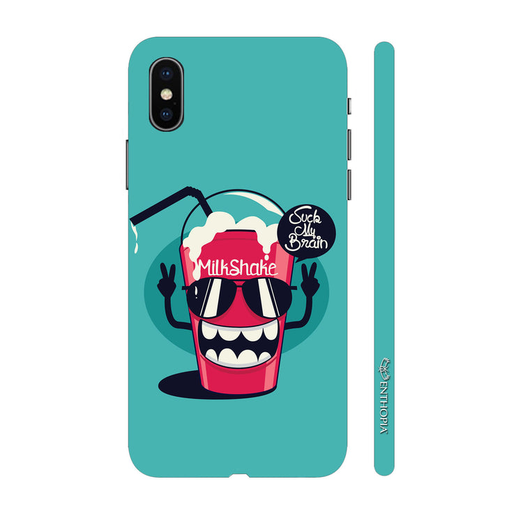 Hardshell Phone Case - Brain In My Shake