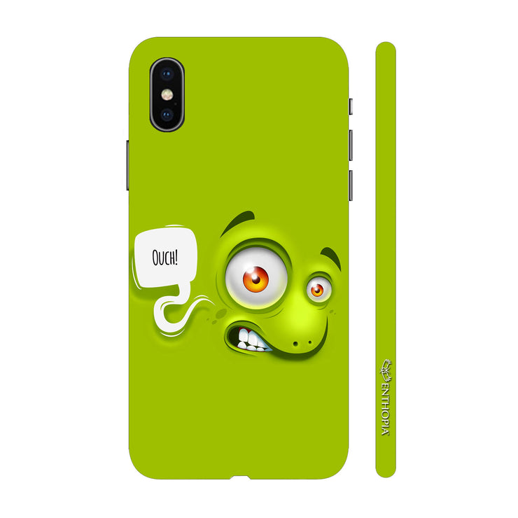 Hardshell Phone Case - Ouch