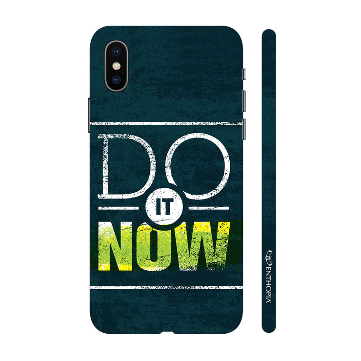 Hardshell Phone Case - Do It Now