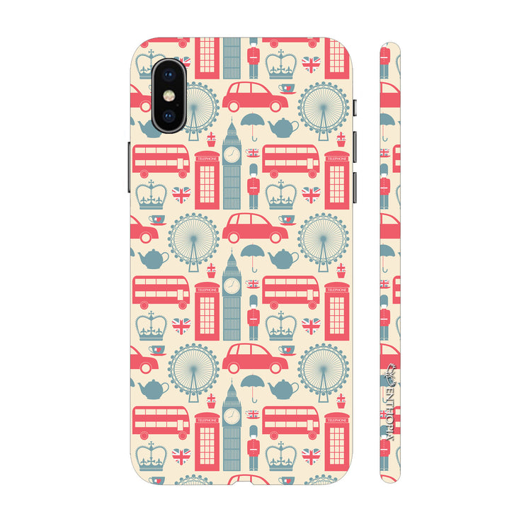 Hardshell Phone Case - London Times