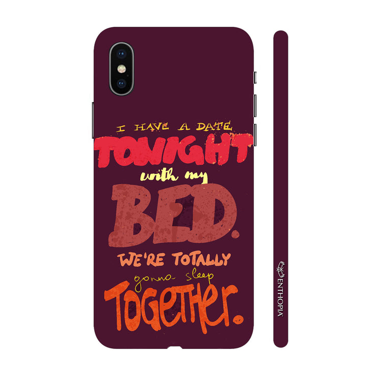 Hardshell Phone Case - Love to Sleep