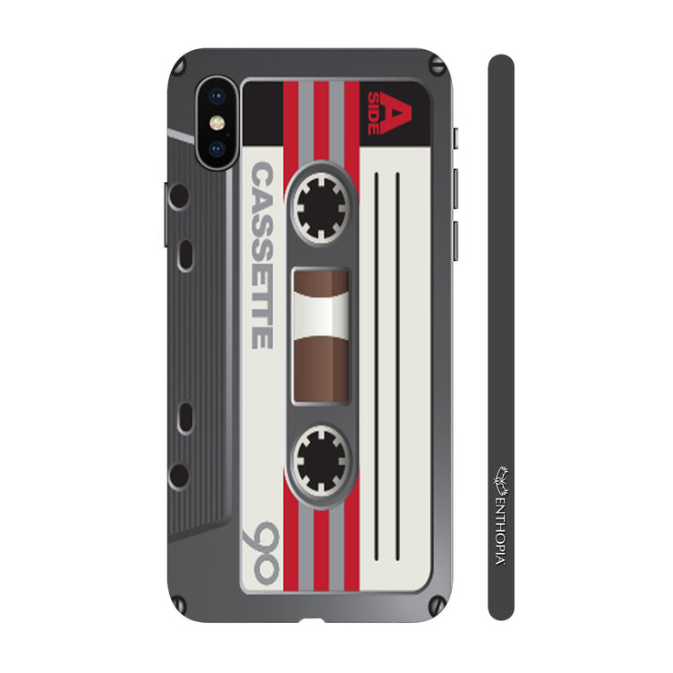 Hardshell Phone Case - Retro Cassette 2