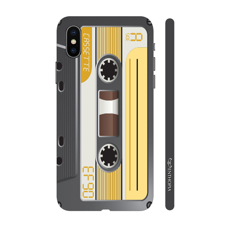 Hardshell Phone Case - Retro Cassette 6
