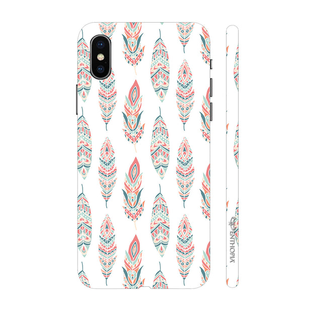 Hardshell Phone Case - Feather Touch